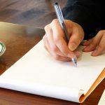 不倫をした配偶者に書いてもらう念書の効力・文例・書き方